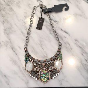 Nordstrom  Baubblebar Bib Necklace